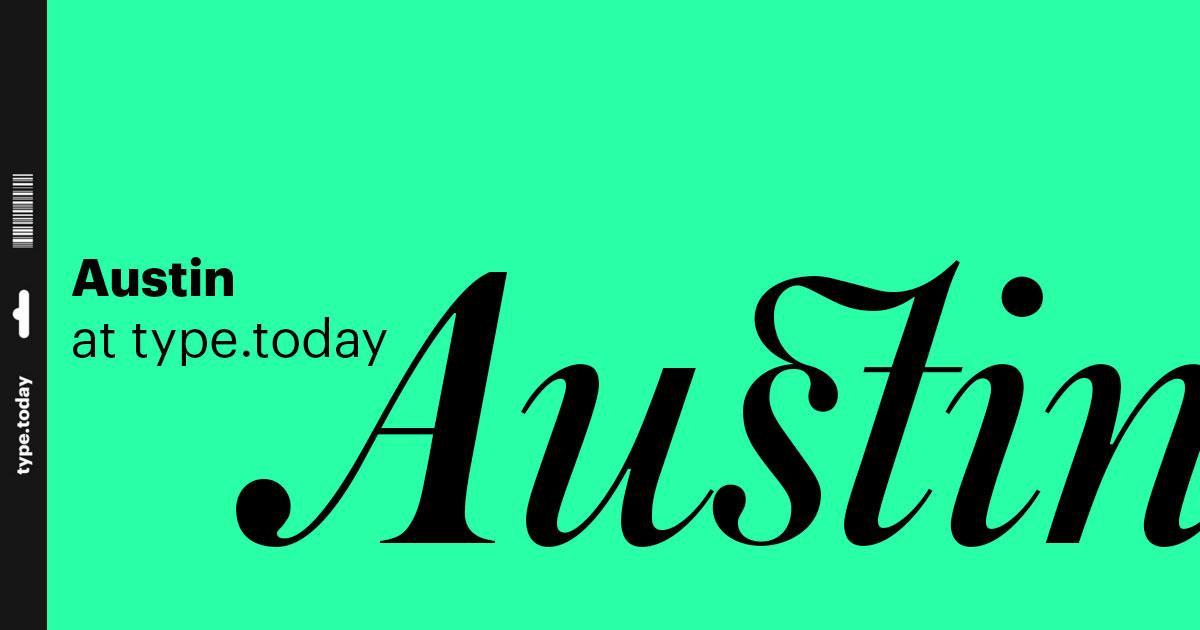 Austin Semibold