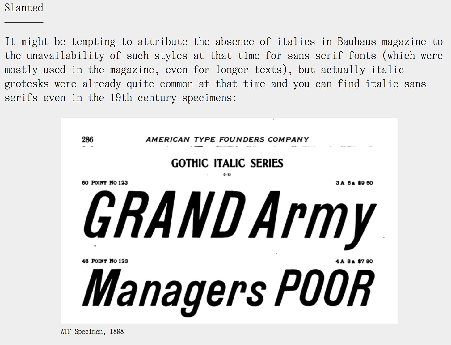 Type Digest, March 2019